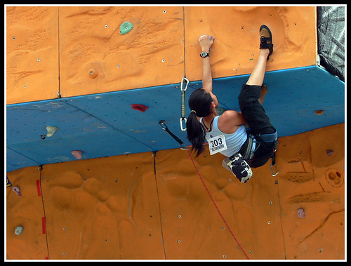 Wall climbing Part III