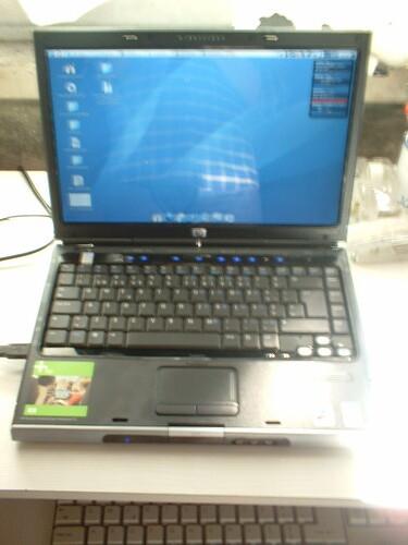 high laptop