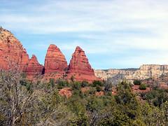 Redrock country, Arizona