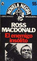 Ross MacDonald, El Enemigo Insólito