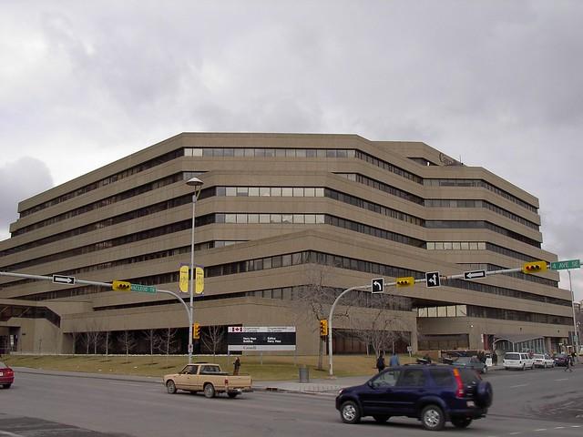 Harry Hays Building Calgary I Ve Always Liked The Shape