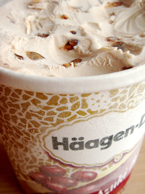 A Pint of Azuki Beans Ice Cream from Häagen-Dazs | NT$240 ...