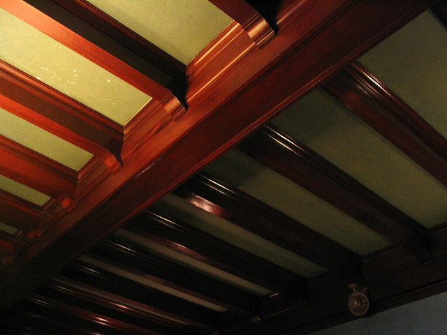 Box beam ceiling flickr photo sharing for Box beam ceiling