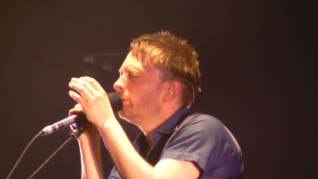 radiohead in amsterdam