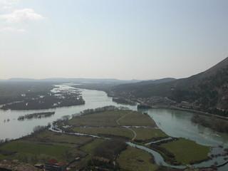 Shkoder - Buna river