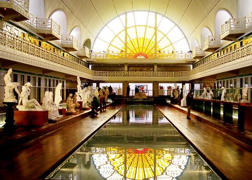 La piscine de roubaix lille grand palais - Piscine municipale roubaix ...