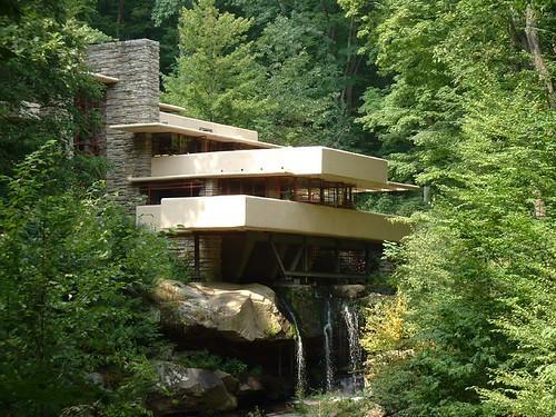 Seipp Frank Lloyd Wright Falling Water