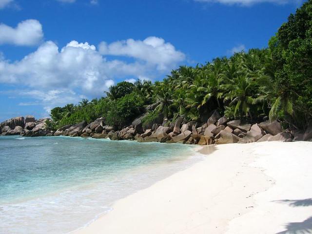 Isla de La Digue, República de las Seychelles