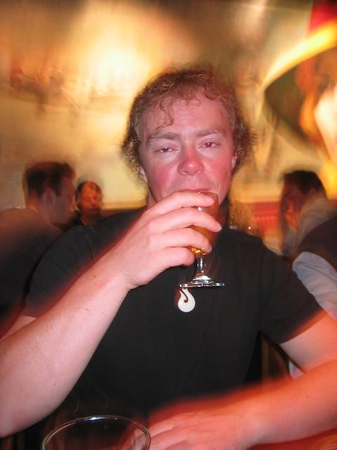 Drunk Kiwi