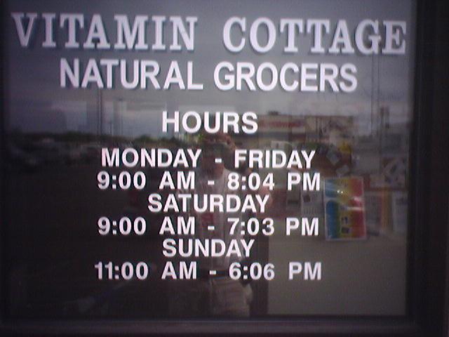 Vitamin Cottage Natural Food Mkt
