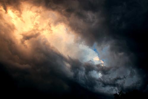 sky clouds o dusk wolken nubes nuvens nuages nubi