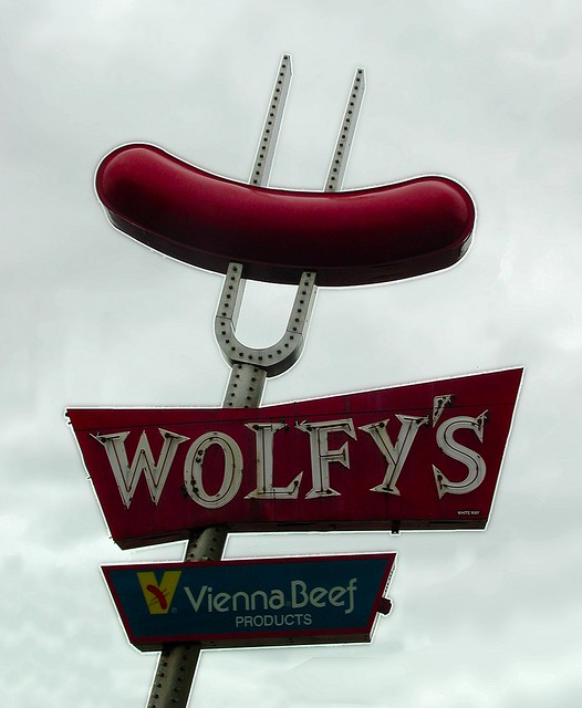 Wolfy S Hot Dogs