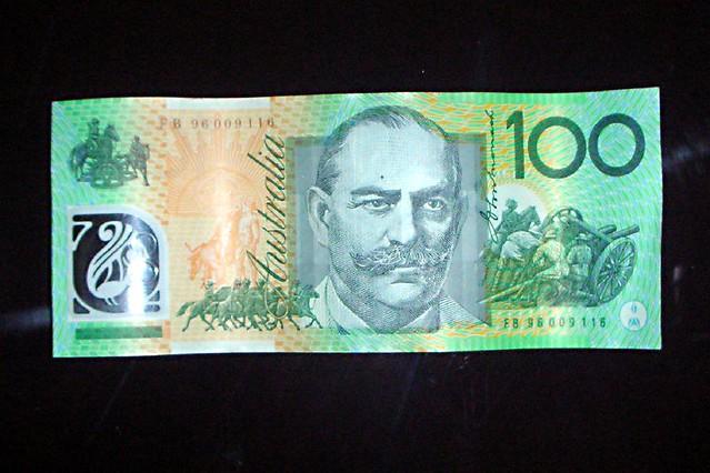 Australian 100 Dollar Bill 3 | Flickr - Photo Sharing!