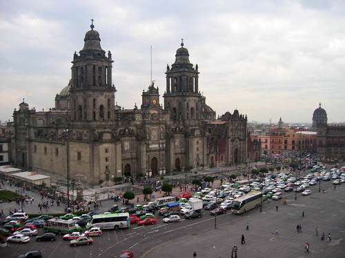 Mexican National Cathedral - La Catedral Nacional de México