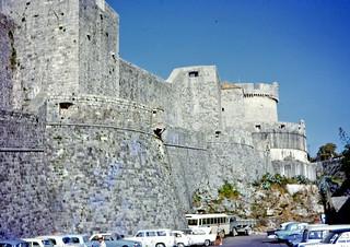Dubrovnik, Croatia, 1963