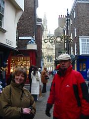 mother and jonnys visit