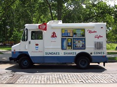 Mister Softee Ice Cream Truck