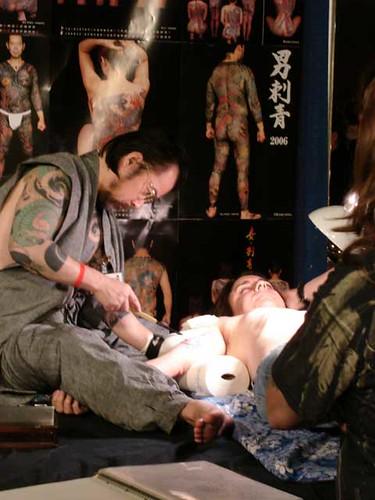 Flickriver needles and sins formerly needled 39 s photos for Jay crockett tattoo