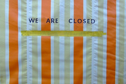 we are closed by beavers abroad