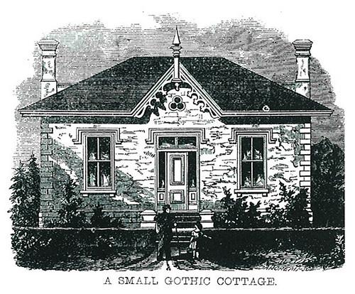 Gothic Cottage An Album On Flickr