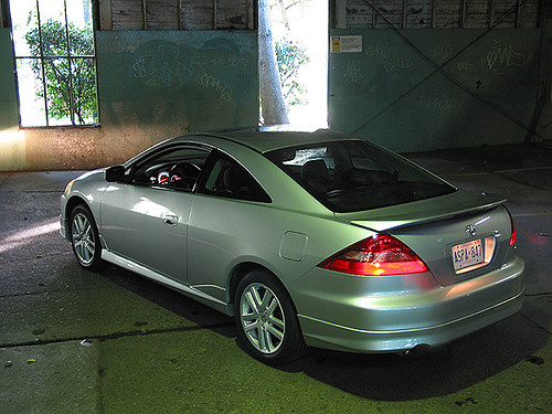 2003 Honda Accord vii coupe – pictures, information and specs ...