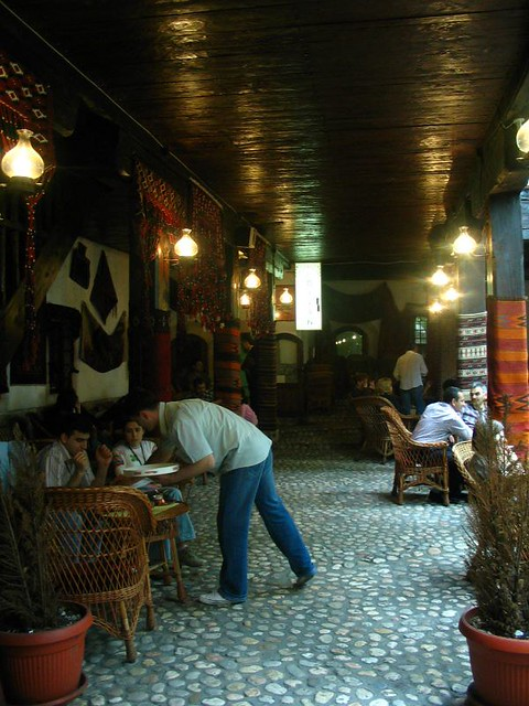 Sarajevo divan cafe in morica han flickr photo sharing for Divan zenica