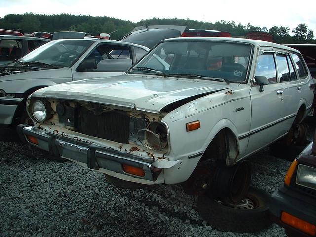 1979 Toyota Corolla | Flickr - Photo Sharing!
