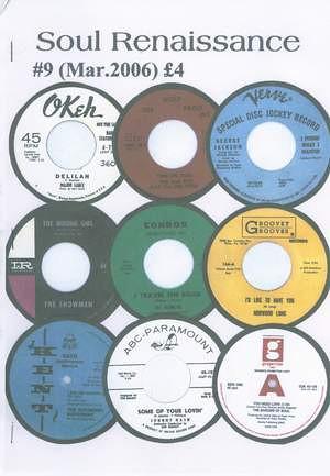 Soul Renaissance Record Reviews / Comentarios de discos en Soul Renaissance