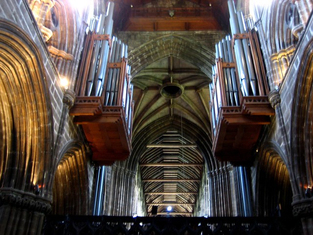 Glasgow Cathedral Organ Flickr Photo Sharing