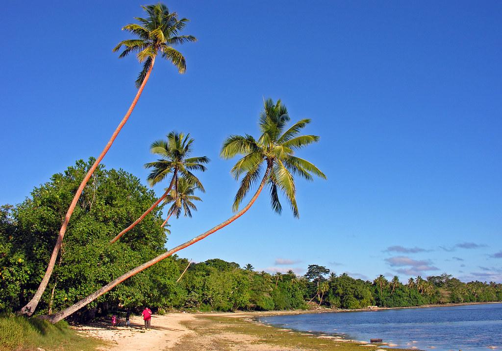 Erakor Beach, Efate, Vanuatu, 2 June 2006
