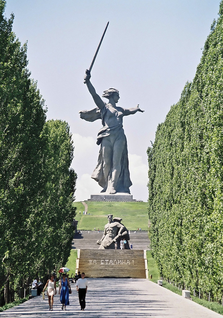 volgograd is the home of mother russia blog