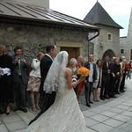 Newly Married Couple - Slovakia