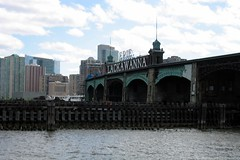 NJ - Hoboken: Erie Lackawanna Railroad & Ferry Terminal