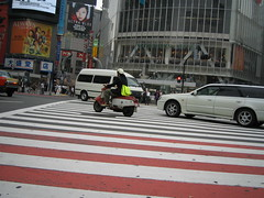 traffic, vehicle, road, lane, road surface, street, pedestrian, infrastructure, pedestrian crossing, zebra crossing,