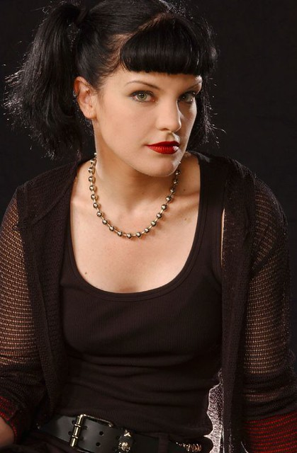 Pauley Perrette stars on NCIS | Flickr - Photo Sharing!