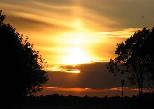 Country Sunset | Flick...