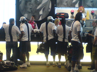 Team Ecuador at adidas