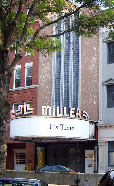 Augusta Ga Miller Theater Flickr Photo Sharing