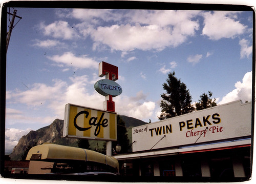 Tweed's Twin Peaks Cafe
