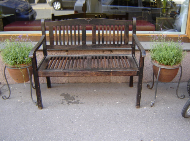 loveseat bench