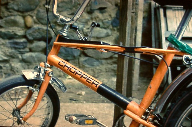 Raleigh Chopper 10 Speed