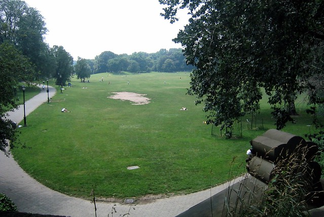 Brooklyn - Prospect Park: Long Meadow