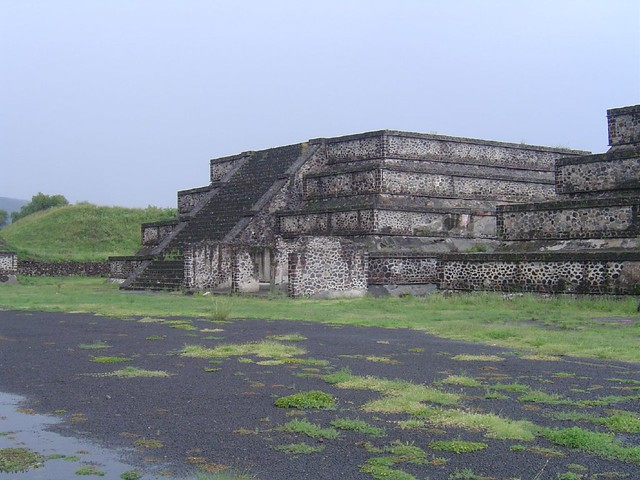 aztec temples flickr photo sharing