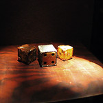 Decaying dice