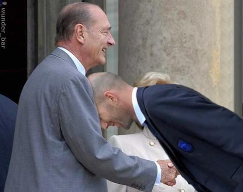 La Cabeza de ORO de Zidane