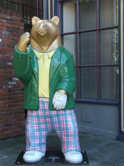 Header of jack bear