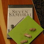 Seven Samurai and Peanuts