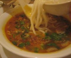 bãºn bã² huế(0.0), mi rebus(0.0), laksa(0.0), noodle(1.0), noodle soup(1.0), soto ayam(1.0), food(1.0), dish(1.0), southeast asian food(1.0), soup(1.0), cuisine(1.0),