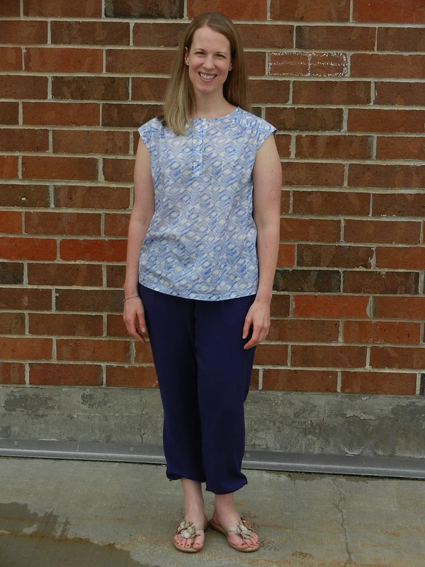 Mercer Tunic Harem Pants 2