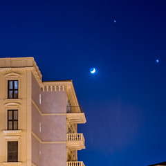 The amazing Solstice Conjunction.